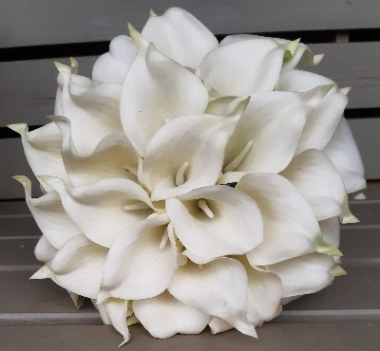 Bridal Bouquet Calla Lily