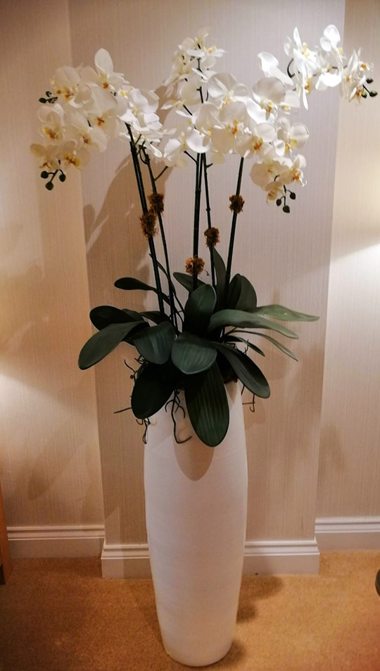Artificial Flowers And Plants By Daizy Flowers In Hitchin